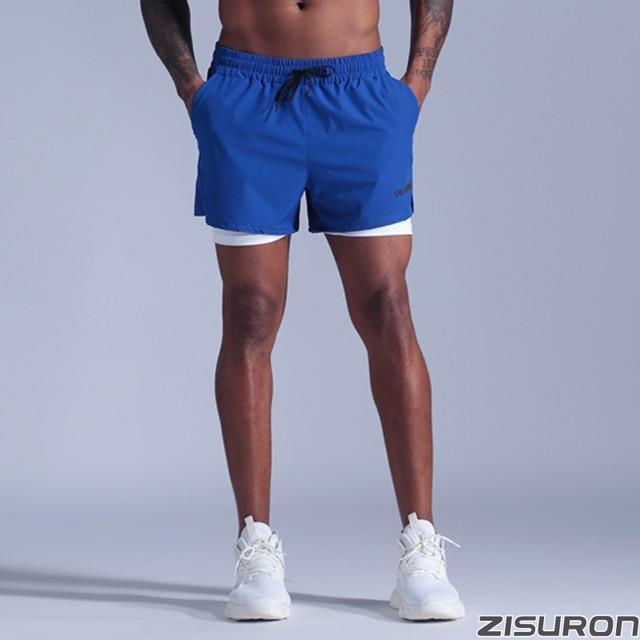 Men's Workout Shorts 4