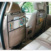 Top Quality Car Auto Seat Back Protector Cover For Children Kick Mat Storage Bag New Arrival 1 pcs