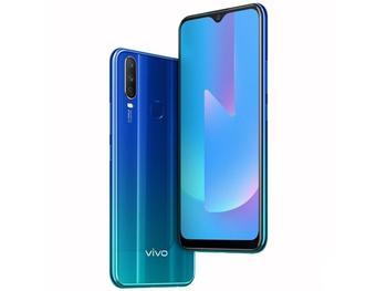 Перейти на Алиэкспресс и купить Оригинальный мобильный телефон vivo U3x, Snapdragon 665, Android, Восьмиядерный процессор, 5000 мАч, быстрая зарядка, 6,35 дюйма, 3 камеры, новый телефон