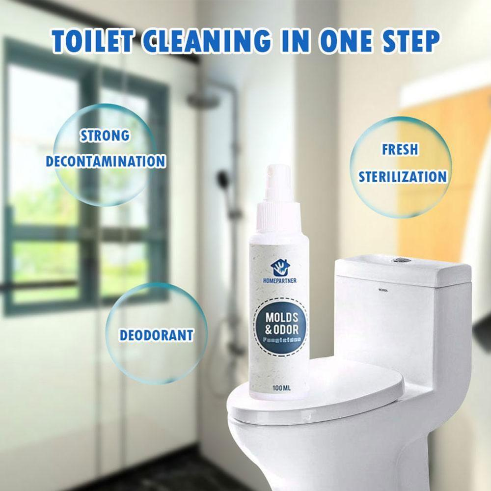 Rapid Mold Removal Spray Bathroom Wall Cleaner Household Car Cleaning Out Stains Remover Bathroom Wall Tiles Quickly Remove Mold
