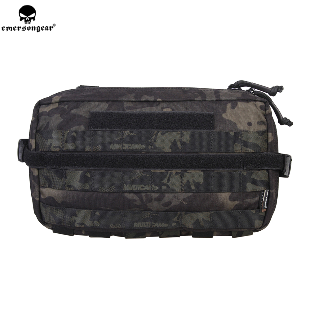 emersongear Emerson EDC Utility Drop Pouch Molle Multi Functional Military Hunting Compact Pouch 500D Cordura Nylon in Hunting Bags from Sports Entertainment