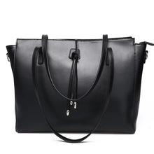 shoulder bag women handbags leather  Genuine Leather Bag Fashion Ladies Handbags Newest Large