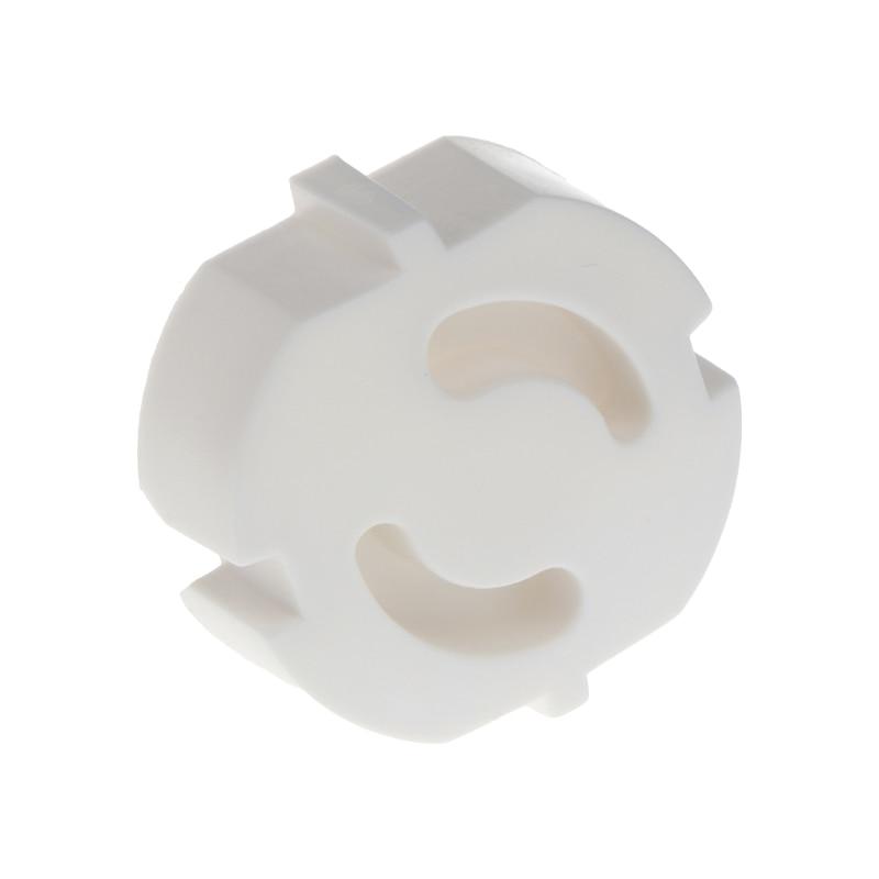 10pcs Baby Safety Plug Socket Cover Protective Child Safety Plug Guard 2 Hole D08C