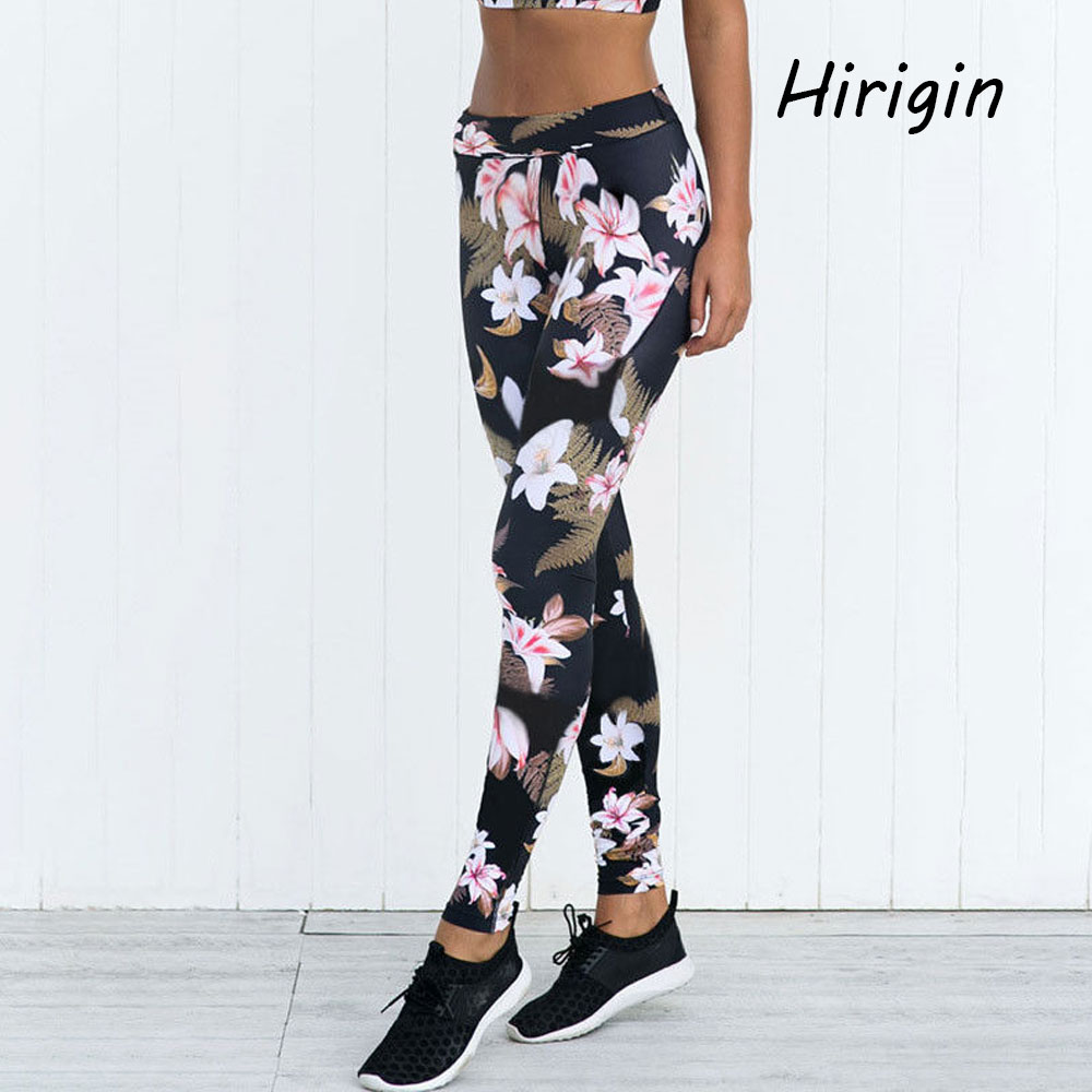 2020 Women Leggings Women Unique Fitness Leggings Workout Sports Running Leggings Sexy Push Up Gym Wear Print Elastic Slim Pants