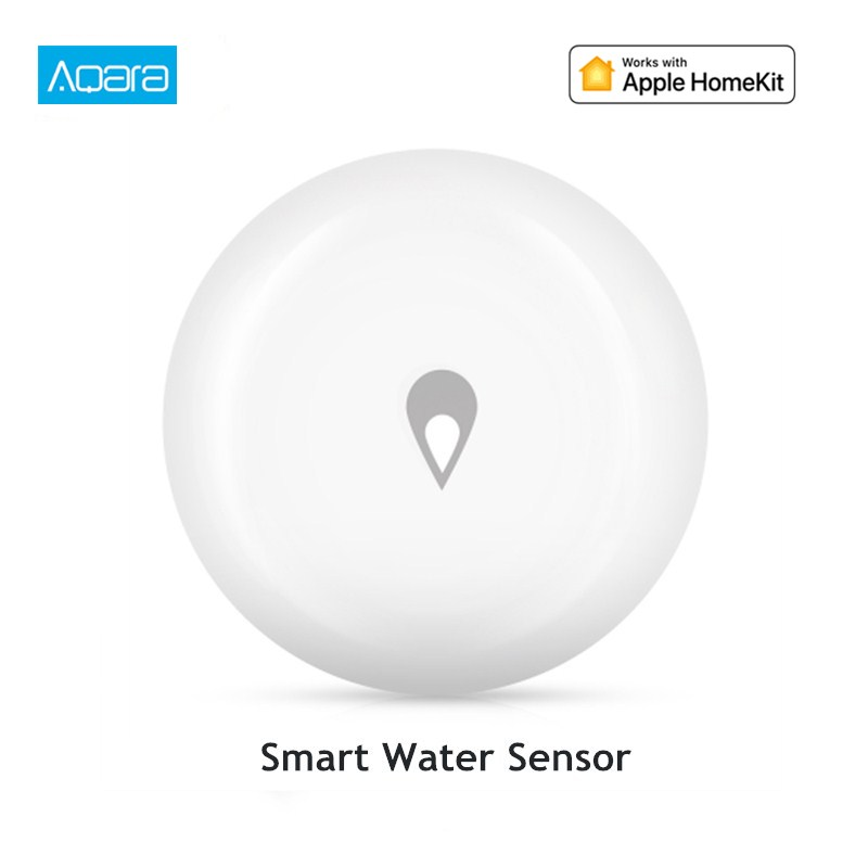Aqara Water Immersing Sensor Flood Water Leak Detector For Home Remote Alarm Security Soaking Sensor