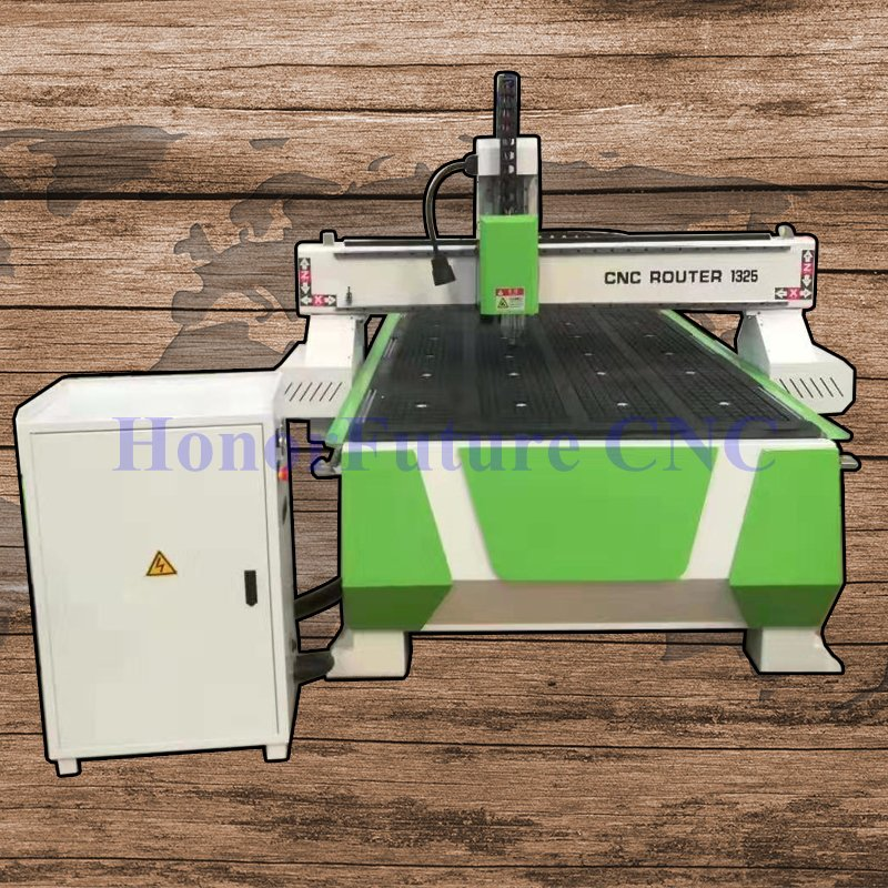 1325 Multi Function 3d Wood Working Machine For Wood 4 Axis Cnc Milling Machine