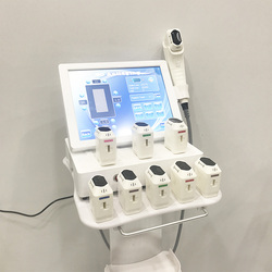 3D/4D Ultrasound Anti-aging skin tightening wrinkle removal machine body shaping sliming beauty device