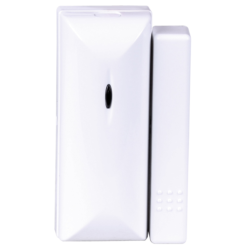 Focus 433Mhz Or 868Mhz Frequency MD-210R Magnetic Door Window Sensor Door Detector Alarm With Low Battery Alert