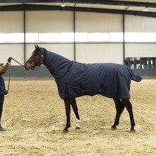 Winter Cotton 900D Waterproof Bibs Equestrian Supplies Horse Rugs Harness Caparison