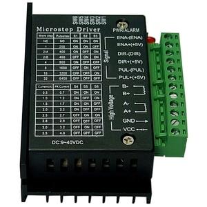 Image 5 - ABSF 3Pcs 42/57/86 Tb6600 Stepper Motor Driver 32ส่วนอัพเกรดรุ่น4.0A 42VdcสำหรับCnc Router