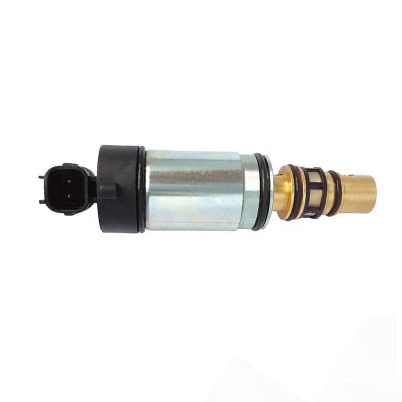 Новый автоматический контрольный клапан компрессора кондиционера Sanden PXC14 EX 10489C для Nissan Sentra 43MT3402 MT3402 CV25 7065 EV053 E257065 Установки для кондиционирования      АлиЭкспресс