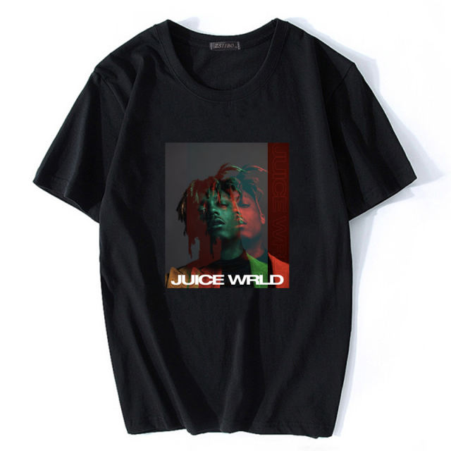 JUICE WRLD THEMED T-SHIRT (14 VARIAN)
