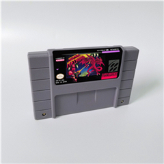 Image 1 - Super Metroided Serie Spiele Hyper Null Missioned Phazon Hack Justin Bailey Unmöglich RPG Game Card US Version Batterie Sparen