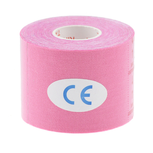 Image 4 - 1Pc Cotton Sports Tape 2.5CMX5M Muscle Sticker Medical Bandage Intramuscular Patch Closure Kinesiology Tape Elastic Patch Tape
