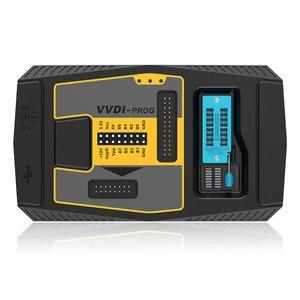 Image 4 - Original Xhorse VVDI PROG with PCF79XX Adapter Automotive Scanner OBD Car Diagnostic Tool VVDI PROG ECU Programmer for Benz BMW