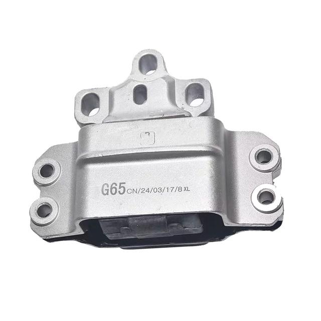 1K0199555 1K0199262 Rear&Front Right Left Engine Transmission Motor Mount Kit For Audi A3 S3 For VW Golf Jetta Touran 1K0199855 3