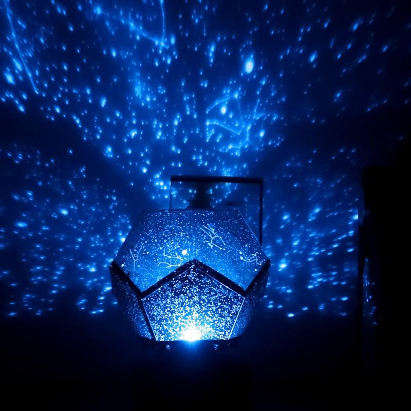 Hot Promo #261e33 Planetarium Galaxy Night Light Projector