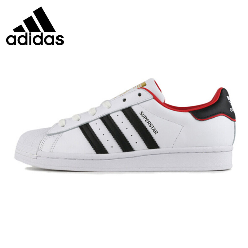 Original New Arrival Adidas Originals SUPERSTAR <font><b>Unisex</b></font> <font><b>Skateboarding</b></font> <font><b>Shoes</b></font> Sneakers image
