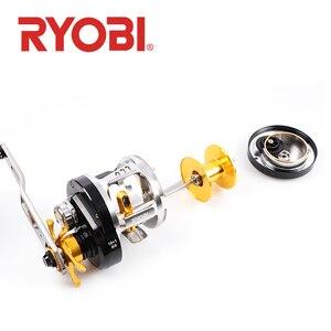 Image 5 - RYOBI VARIUS GA C3030 Baitcasting della bobina di Pesca 6.8: rapporto di trasmissione 1 11BB Full Metal Ocean Barca Bobina di Pesca Ruota Pesca Baitcast Impermeabile