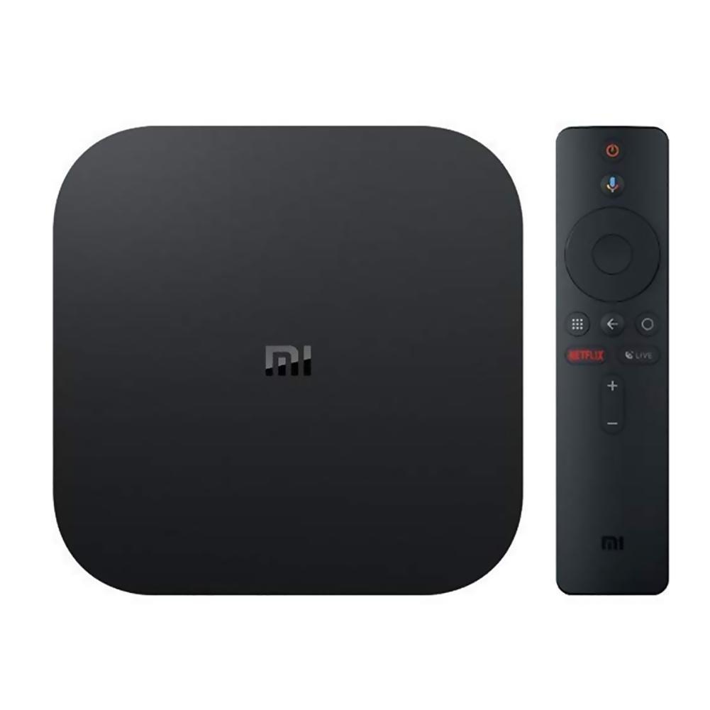 Pour Xiaomi Box 4C HD réseau Smart TV décodeur 4K Home Voice Box plongez dans une expérience visuelle plus grande et meilleure nouvelle