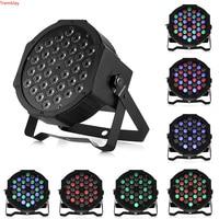 Tremblay 36W lampada da discoteca professionale DMX512 RGB LED Ktv Bar Party DJ lampada da palcoscenico decorativa effetto luce proiettore lampada par