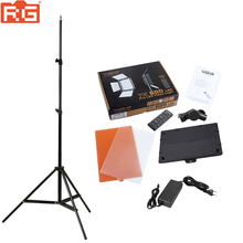 YONGNUO YN600L Đèn LED Panel Light 3200K 5500K Chụp Ảnh Đèn Video Với Điều Khiển Từ Xa Không Dây + Tặng Giá Đỡ + Bộ Chuyển Đổi Nguồn Điện
