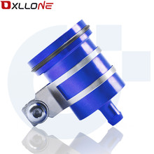 oil fluid cup CNC MOTORCYCLE reservoir clutch cylinder tank OIL CUP FOR KTM FREERIDE 350 EXC-F