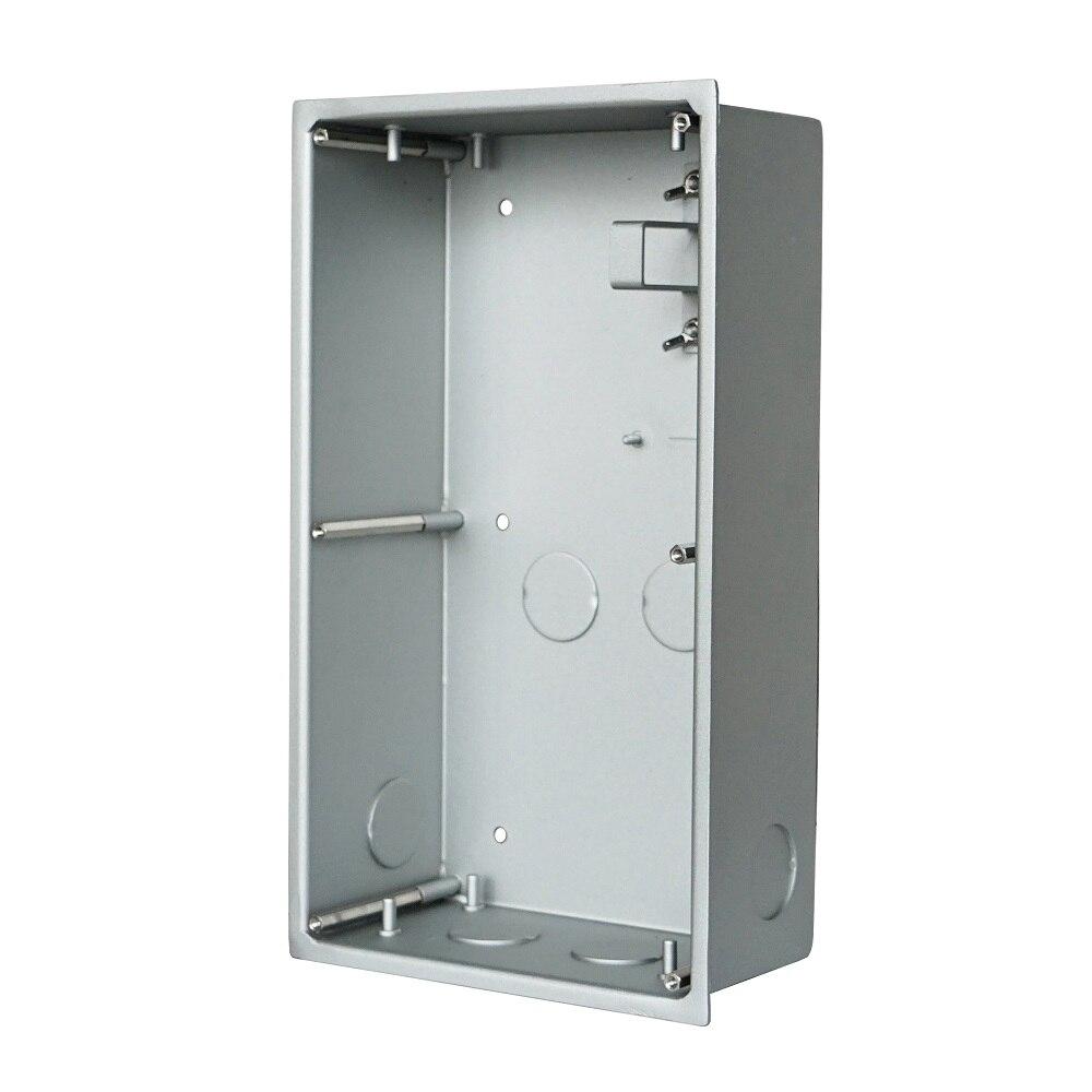 Güvenlik ve Koruma'ten İnterkom Aksesuarları'de VTM127 için VTO4202F VTO4202F P montaj kutusu 2 modülü title=