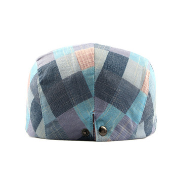 Unisex Cotton Flat Cap Beret Newsboy Ivy Cabbie Hat Casual Dress Style Beret Caps Outdoor