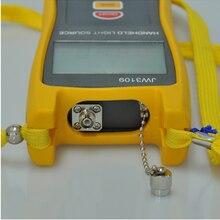 JW3109+JW3208C Fiber optic laser light source and Fiber opitc Meter FTTH Fiber Tester communication instrument
