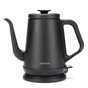Nathome NSH1810 Electric Kettle 304 Stainless Steel Water Boiler Kettle 1L Classical Teapot