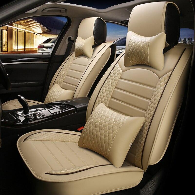 Efecto negro 3d fundas para asientos para nissan terrano asiento del coche referencia completamente