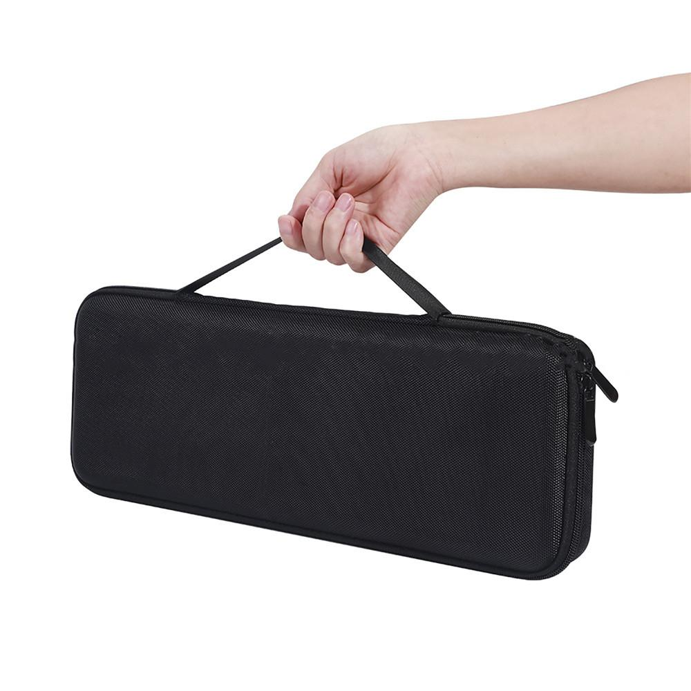 cheapest BEESCLOVER Keyboard Storage Case Portable Mouse Case EVA Hard Storage Bag for Logitech MX Keys Advanced Wireless Keyboard