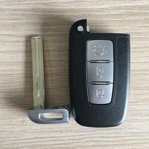 Image 5 - Inteligentny klucz samochodowy 433Mhz z chipem ID46 dla Hyundai Solaris Sonata IX35 I30 Veracruz IX55 dla KIA K5 K2 Forte Sportage Rio K3