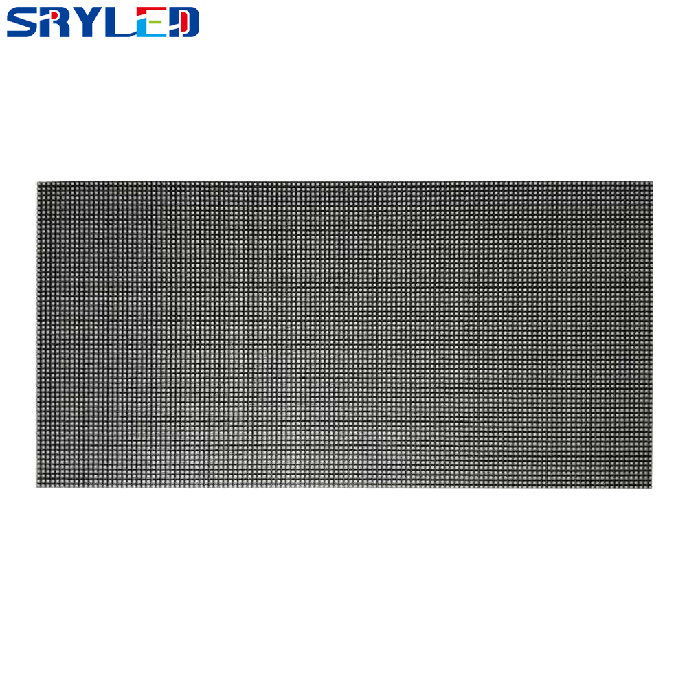 P2.5 LED Module 128x64matrix HD LED Panel 320x160mm Hub75 RGB Advertising LED Panel