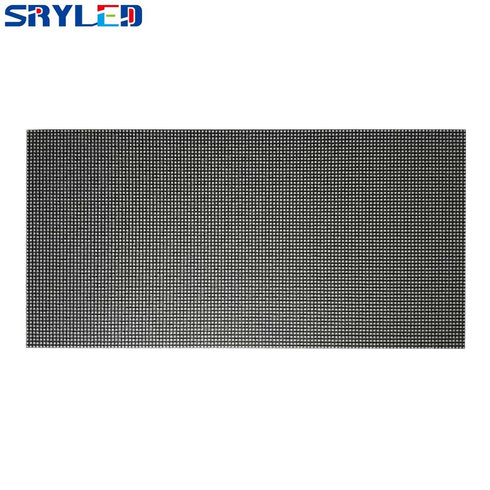 P2.5 LED Module 128x64matrix HD LED Panel 320x160mm Hub75 RGB Advertising LED Panel