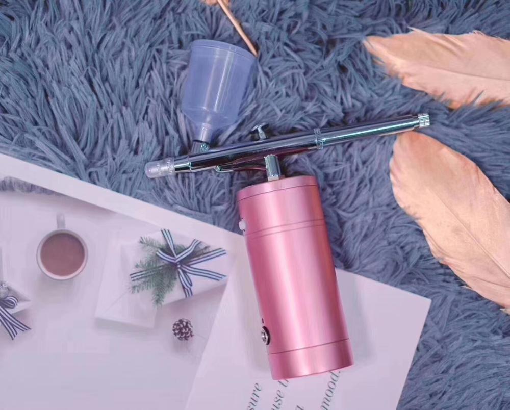Facial Oxygen Water Injection Machine Nano-hydrating Beauty SPA Machine For Skin Whitening Facial Moisturizing Jet Therapy Salon