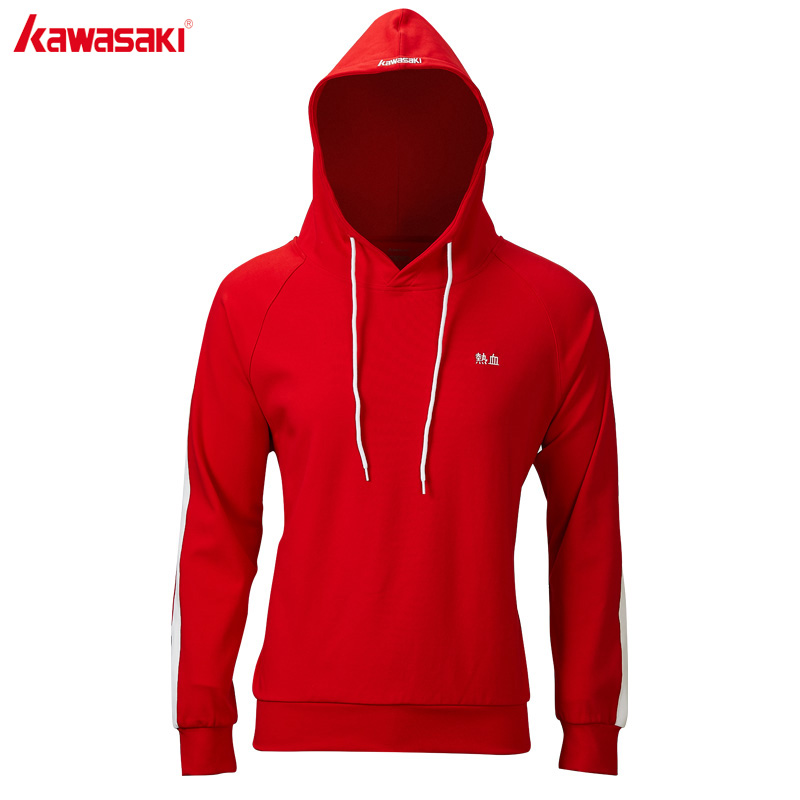 Kawasaki  Men's Hoodies 2019 Spring Autumn Male Casual Hoodies Sweatshirts Men's Solid Color Hoodies Sweatshirt Tops  LT-R1412