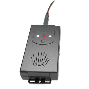 Image 3 - Car Under Hood Animal Pest Repeller Vehicle Rodent Repellent Ultrasonic Rat Deterrent 12V Automobile With LED Flashlight Hot