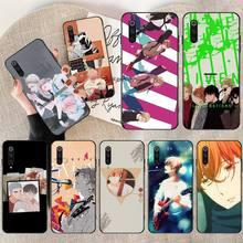 HPCHCJHM Given Anime Fitted TPU Soft Silicone Phone Case Cover for Xiaomi Mi10 10Pro 10 lite Mi9 9SE 8SE Pocophone F1 Mi8 Lite for xiaomi pocophone f1 case slim skin matte cover for xiaomi f1 pocophone f1 case xiomi hard frosted cover xiaomi poco f1 case