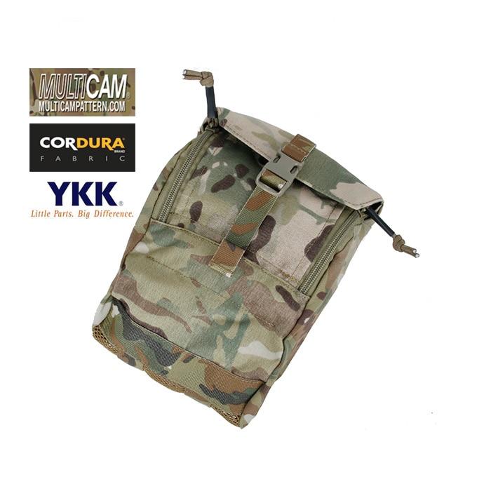 TMC Maritime Ver. 973 Tactical GP Smart Molle Utility Pouch Genuine Multicam(SKU051385)