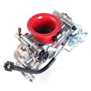 Image 3 - Da corsa Carburatore Per KTM KLX450 CRF 450 650 Motocross Scrambling FCR 28 a 41 mm Aggiungere il divisore di Potere 30% Dal Fatto di in TaiWan