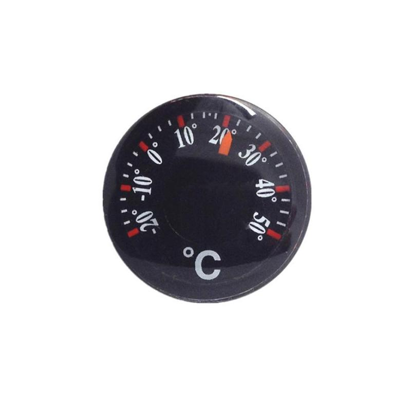 1PC Thermometer Compass Car Camping Hiking Pointing Handheld Guide Compass Portable Outdooors Accessories F1O1