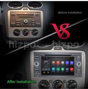 Image 4 - DSP Android 2G 16G 2dinวิทยุรถยนต์GPS DVDสำหรับFord Focus 2 Fiesta Mondeo 4 C max S Max Fusion Transit Kugaมัลติมีเดียนำทาง