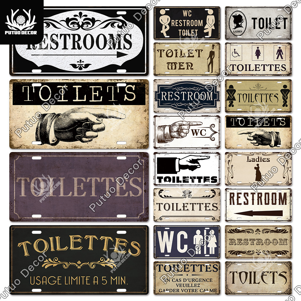 Best Offers Vintage Bathroom Paintings Near Me And Get Free Shipping A925