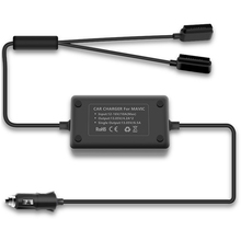 SDYDAY Double Circuit Smart Car Charger Adapter For DJI Mavi