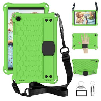 For Samsung galaxy Tab A 10.1 2019 SM T510 T515 case Shock Proof EVA full body cover stand tablet cover for kids