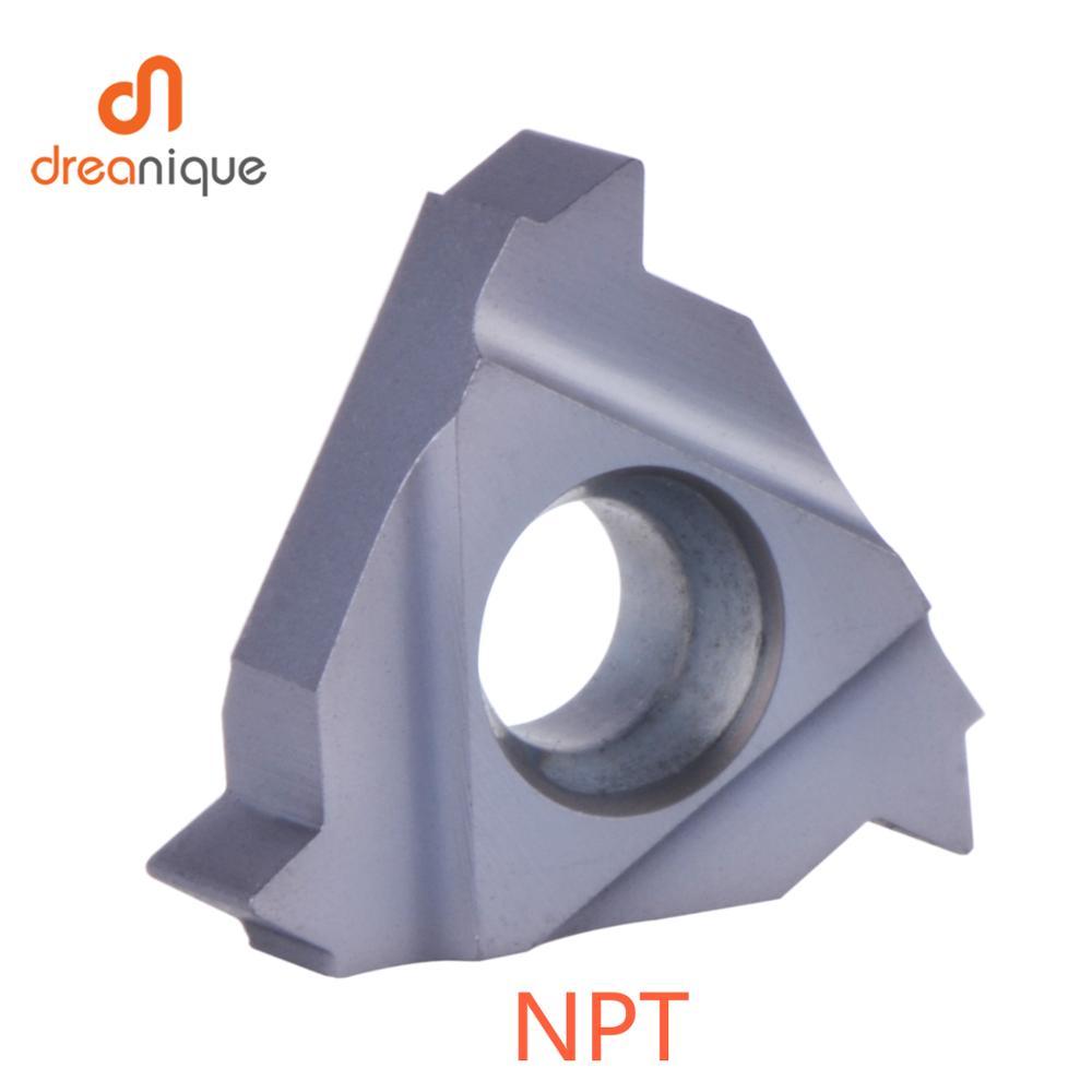 10* 11IR 14UN SMX35 Carbide Insert For Threading Turning Tool CNC