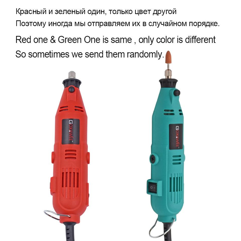 Mini trapano trapano elettrico 220V a velocità variabile utensile - Utensili elettrici - Fotografia 2