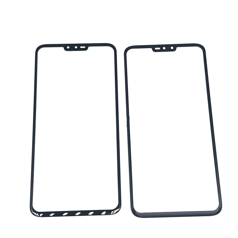 LGV40 V 40 Outer Screen For LG V40 Front Touch Panel LCD Display Screen Out Glass Cover Lens Phone Repair Replace Part